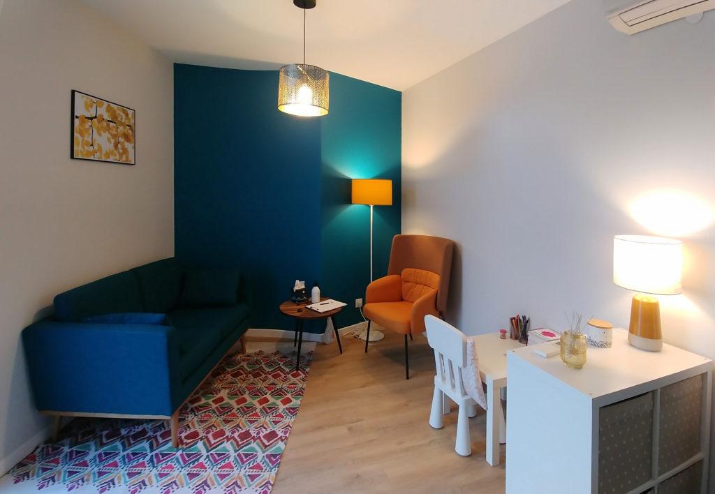 Bureau de Mylène Magdelenat, psychologue et psychothérapeute à Dijon (21) photo 1